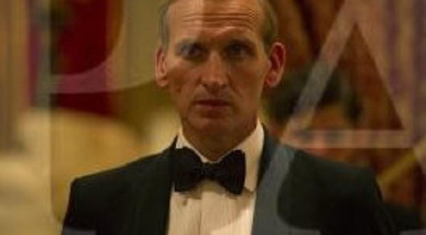 Christopher Eccleston plays John Aspinall in Lucan