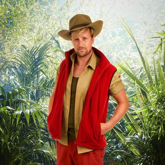 Kian Egan has been crowned king of the jungle