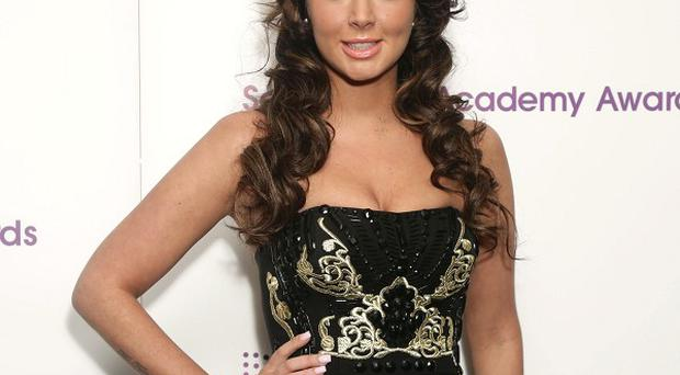 Tulisa Contostavlos has been charged with supplying drugs