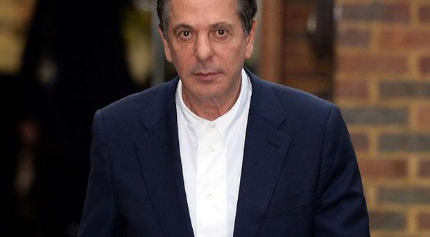 Charles Saatchi, whose accountant has said he didn't check credit card statements for his and Nigella Lawson's former personal assistants