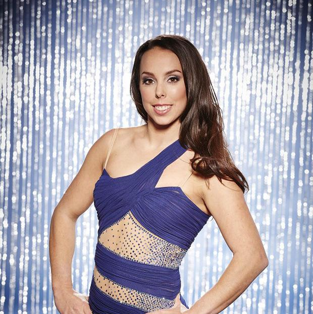 Beth Tweddle who is one of the celebrities who will be getting their skates back on for the final series of Dancing On Ice