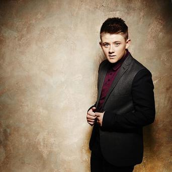 Nicholas McDonald is one of the finalists in the X Factor 2013