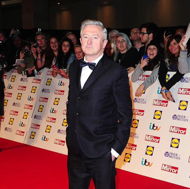 Louis Walsh has criticised James Arthur