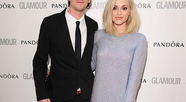 Fearne Cotton and Jesse Wood are set to tie the knot