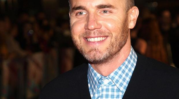 Gary Barlow has no acts in this year's X Factor final