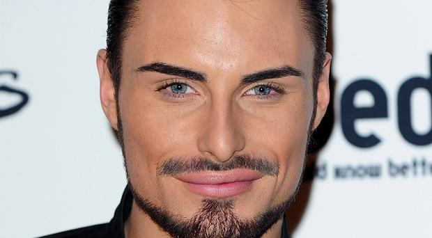 Rylan Clark will join Jedward and Wagner on the X Factor stage