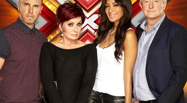 Gary Barlow and Sharon Osbourne are leaving behind their X Factor judge roles