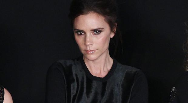 Victoria Beckham went to see The Bodyguard
