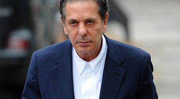 Charles Saatchi confronted his former personal assistant about her spending, a court has heard