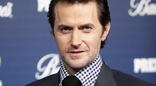 Richard Armitage reprises his role as dwarf Thorin Oakenshield in the Hobbit sequel