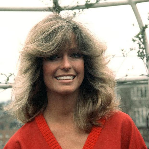 Farrah Fawcett died in 2009 following a long-running battle with cancer