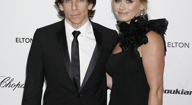 Ben Stiller and Christine Taylor got married in 2000