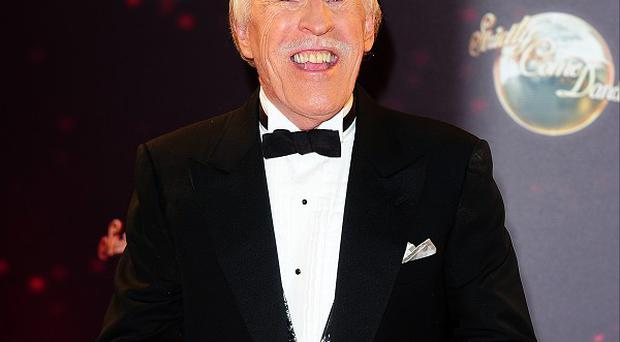Sir Bruce Forsyth has shrugged off retirement rumours