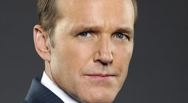 Clark Gregg plays Agent Phil Coulson in Marvel's Agents Of S.H.I.E.L.D.