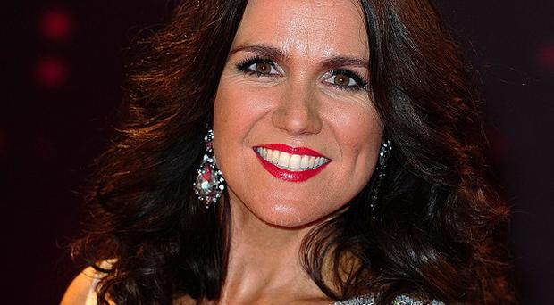 Susanna Reid displayed a 'lack of charm', according to Fiona Fullerton
