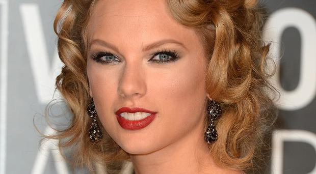 Taylor Swift topped a list of the most charitable stars