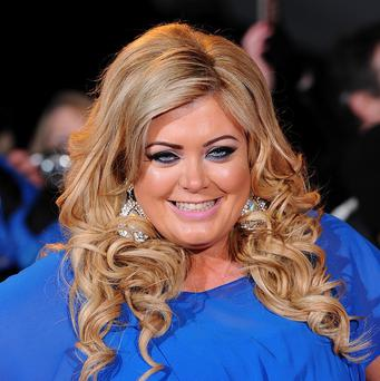 Gemma Collins got engaged over Christmas