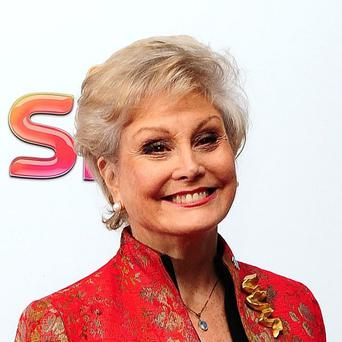 Angela Rippon is among a host of celebrities paid cash by police to attend events