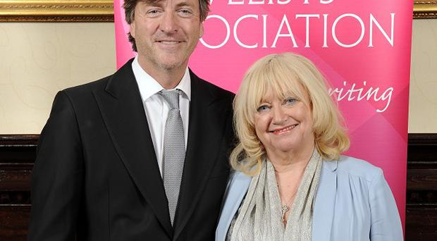 Judy Finnigan and Richard Madeley don't enjoy celebrating New Year