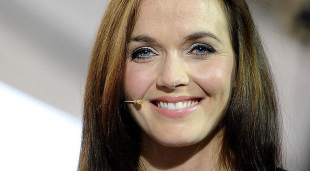 Victoria Pendleton is one of the celebs taking part in a special Bake Off