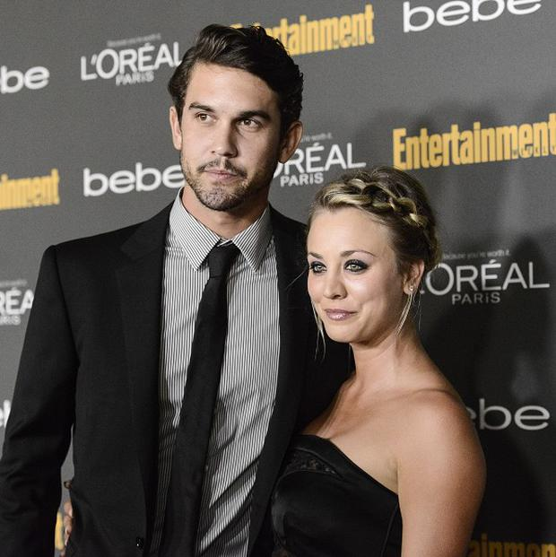 Kaley Cuoco has married Ryan Sweeting (AP)