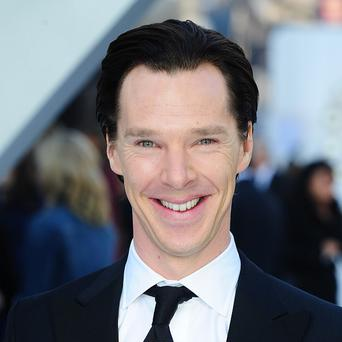 Benedict Cumberbatch returned to TV screens as Sherlock Holmes