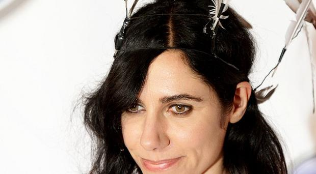 PJ Harvey was guest editor of the BBC's special edition of the Today programme