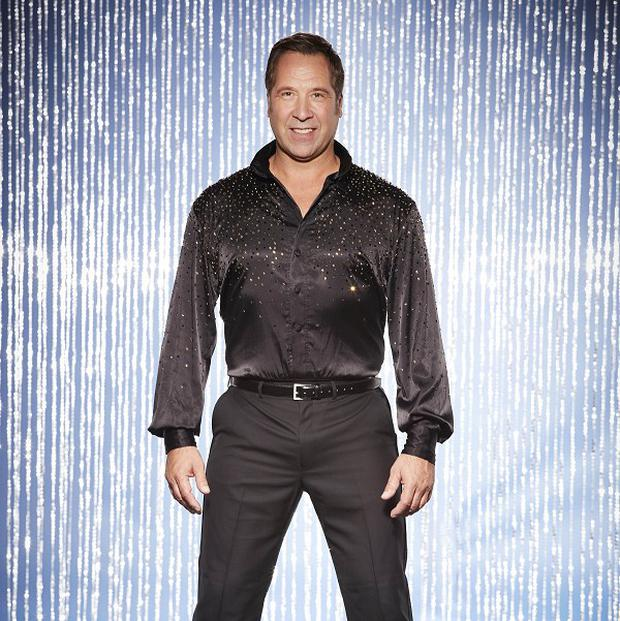 David Seaman is due to marry his Dancing On Ice partner Frankie Poultney