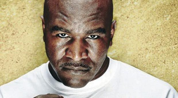 World champ: Evander Holyfield