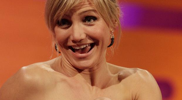 Cameron Diaz isn't a fan of Botox