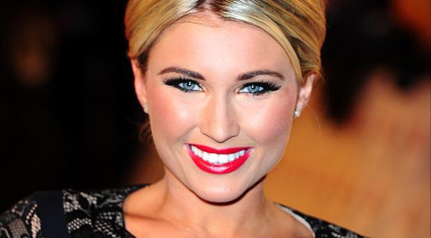 Billie Faiers is expecting her first baby in the summer