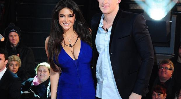 Casey Batchelor and Lee Ryan are 'evicted' from the Celebrity Big Brother House before heading to the bolt hole