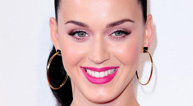 Katy Perry is on holiday in Hawaii