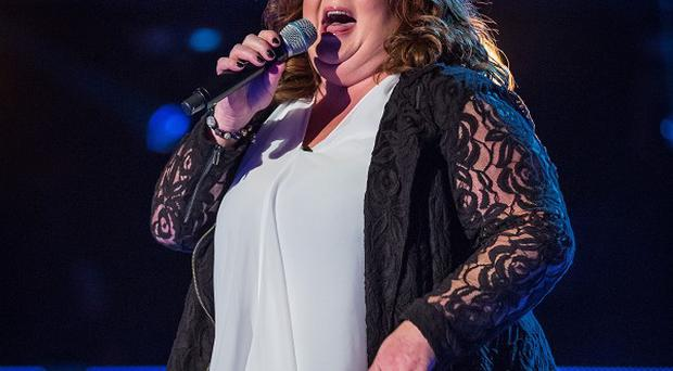 Tara Lewis impresses Sir Tom Jones on talent show The Voice