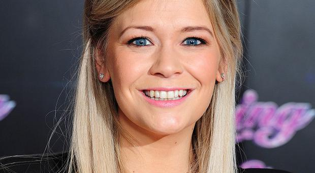 Suzanne Shaw is competing again in the final series of Dancing On Ice