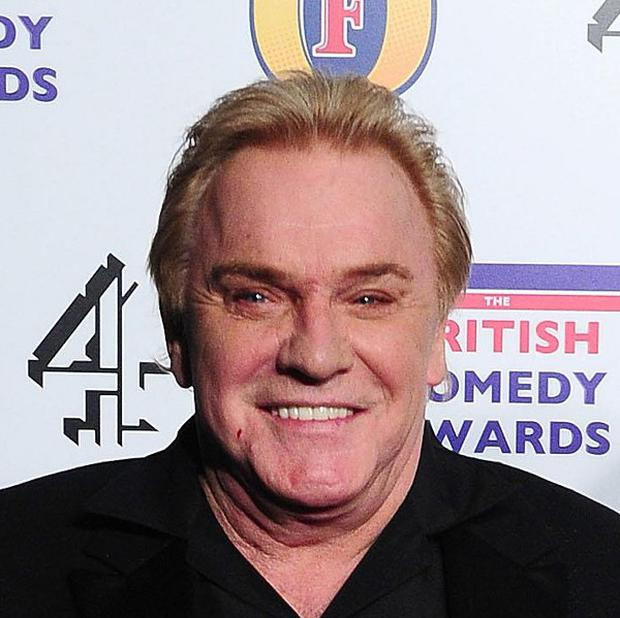Freddie Starr has been arrested over alleged sexual offences