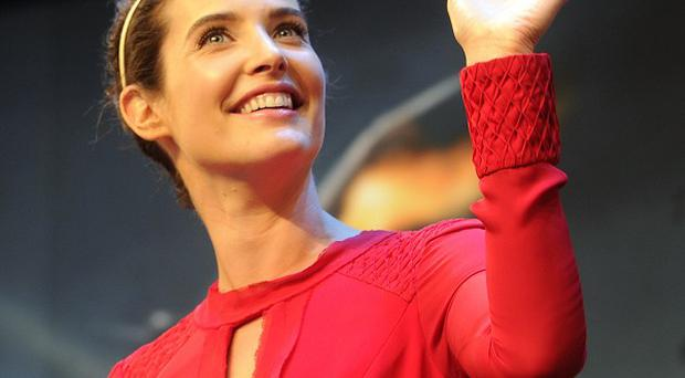 Cobie Smulders featured in the latest episode of How I Met Your Mother