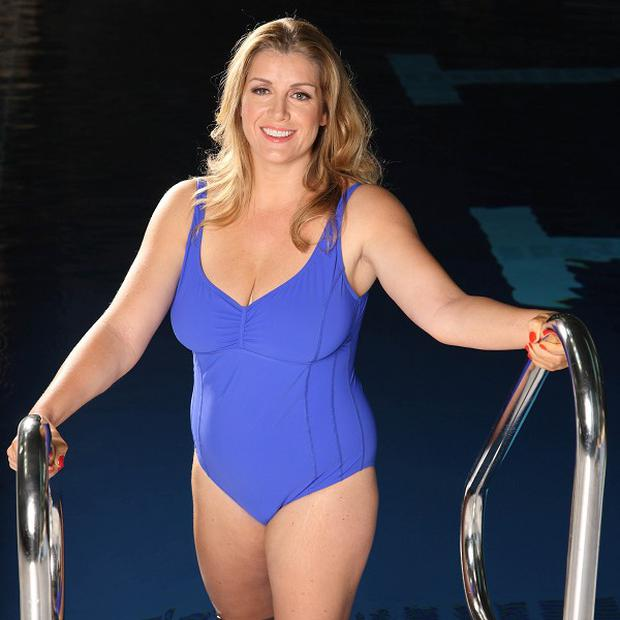 Tory MP Penny Mordaunt crashed out of Splash!