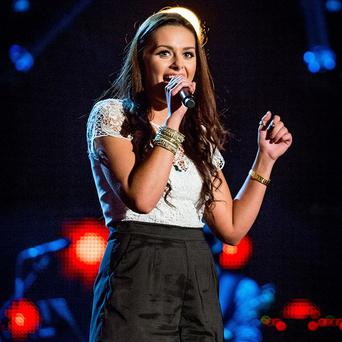 Kelsey-Beth Crossley impressed the coaches on The Voice