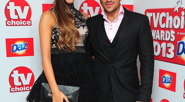 Peter Andre says he's not getting much sleep after becoming a parent again with girlfriend Emily MacDonagh