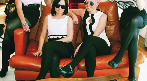The Beatelles were started in Liverpool in 2007 by rhythm guitarist Catherine Cook