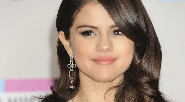 A man was arrested on suspicion of trespassing at Selena Gomez's home