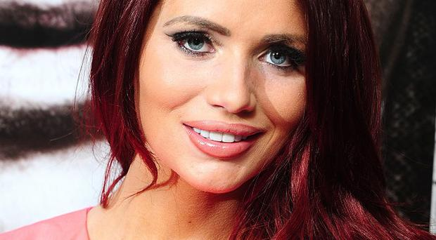 Amy Childs bottled the final task