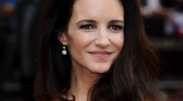 Kristin Davis will appear in the stage version of Fatal Attraction