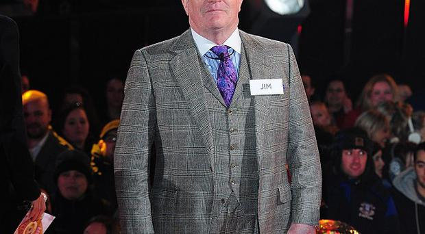 Comic Jim Davidson has won Celebrity Big Brother