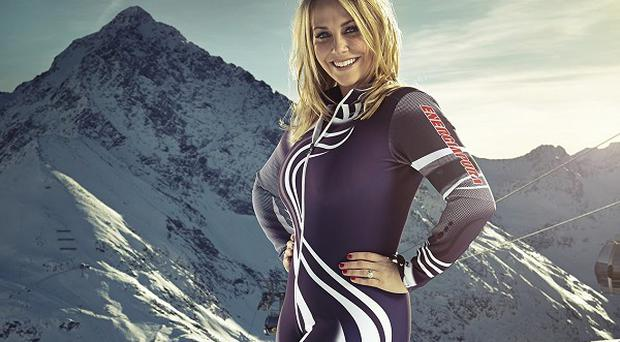 Laura Hamilton is out of The Jump