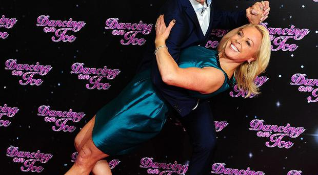 Jayne Torvill and Christopher Dean have been skating together for almost 40 years