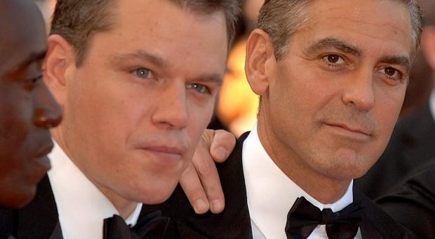 George Clooney involved his friend Matt Damon in his prank