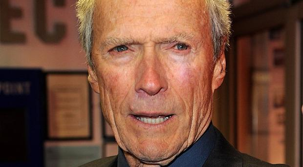 Clint Eastwood used the Heimlich manoeuvre to save a man from choking