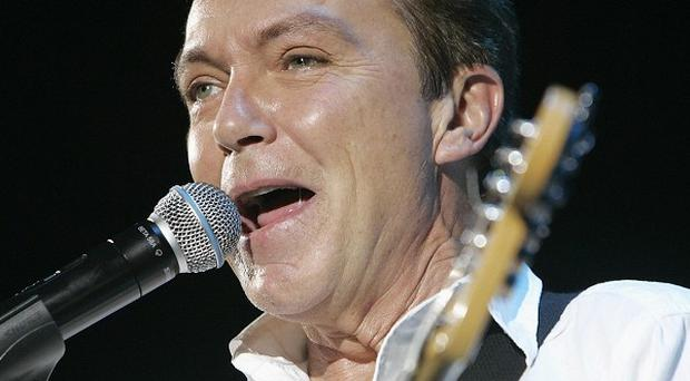 David Cassidy and his wife are divorcing